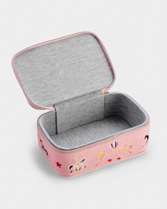 Carousel Velvet Jewellery box