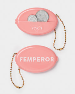 Slogan Coin Purse