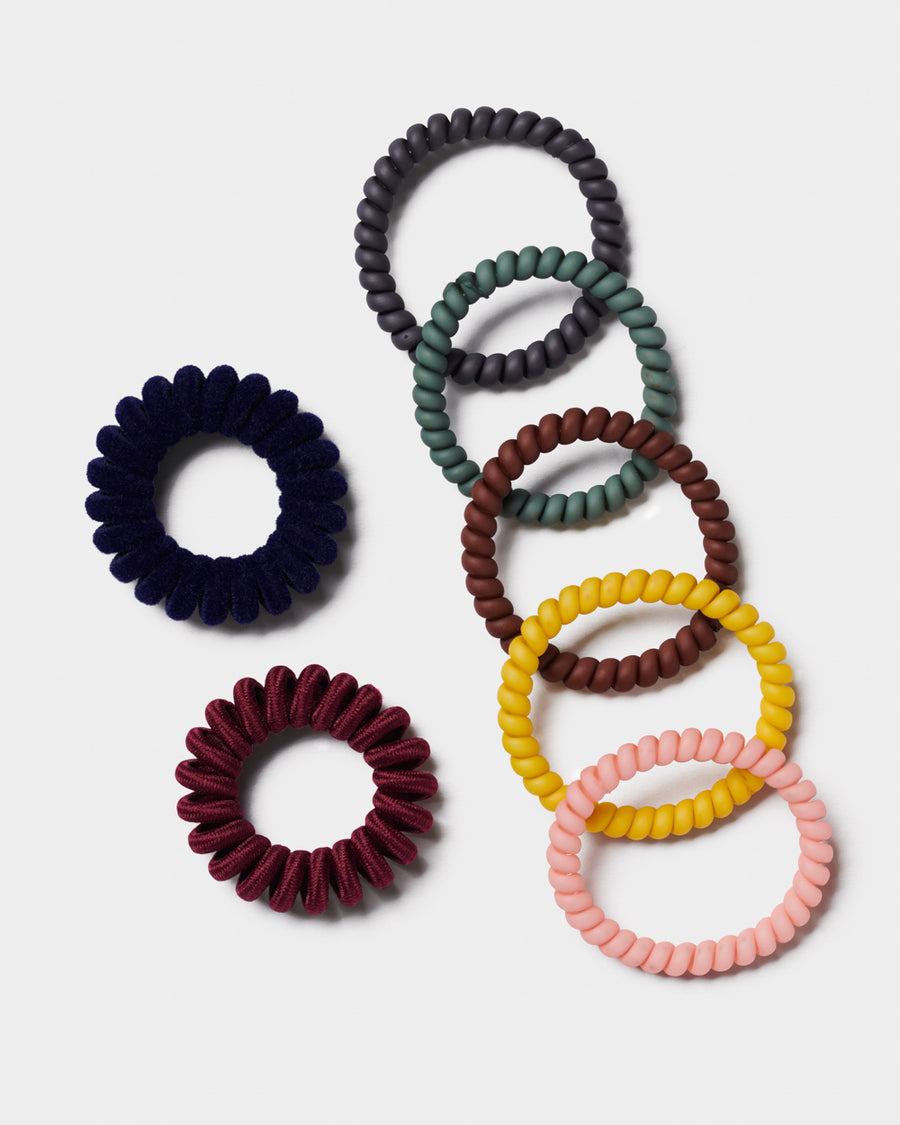 Multi Spiral Hair bands