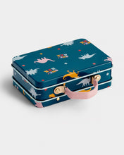 Load image into Gallery viewer, Girls gift Tin box She Rex