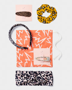 Ultimate Leopard Hair Gift Set