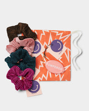Load image into Gallery viewer, Womens Gift Set Scrunchies Coin purse