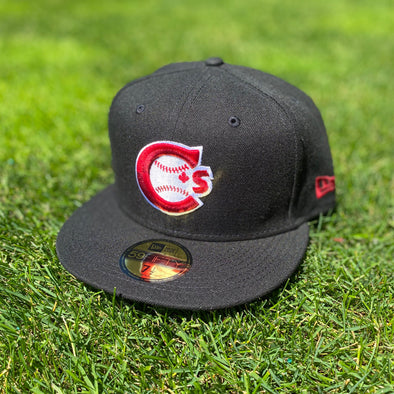 Vancouver Canadians New Era Authentic Collection On-Field Black