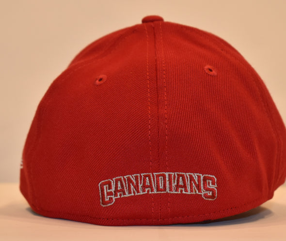 Vancouver Canadians 39Thirty Flexfit Red