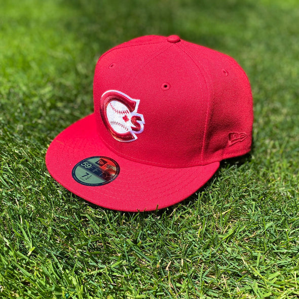 Vancouver Canadians New Era Authentic Collection On-Field Red
