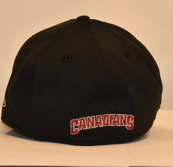 Vancouver Canadians 39Thirty Flexfit Black