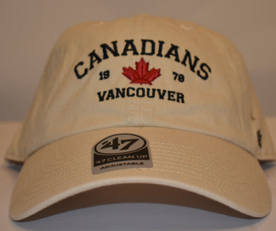Vancouver Canadians Adjustable Hat