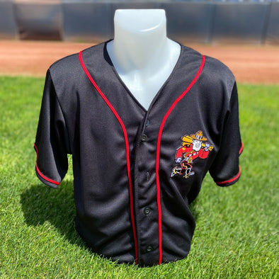 Vancouver Canadians Jersey Alternate Mountie Logo