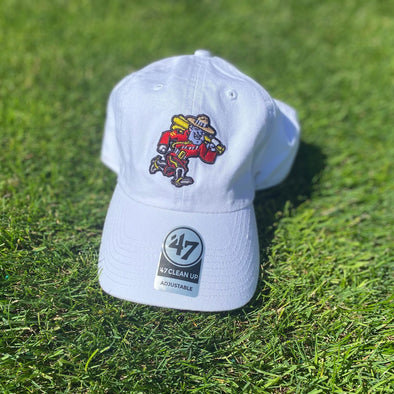 Vancouver Canadians Mountie Logo Adjustable White
