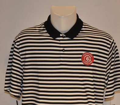 Vancouver Canadians Polo Nike Zebra Striped