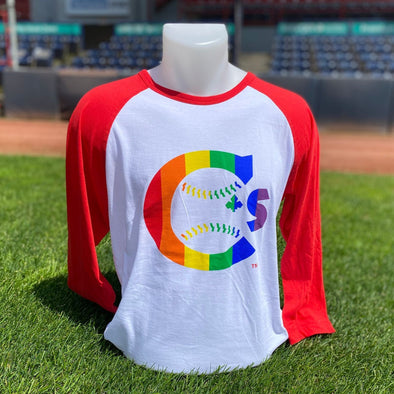 Vancouver Canadians Pride Baseball T