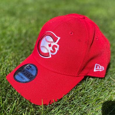 Vancouver Canadians 9Forty Adjustable Red