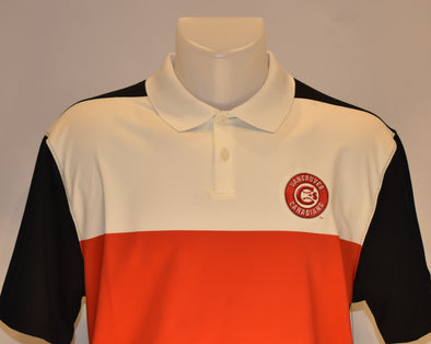 Vancouver Canadians Nike Polo Black, Red, White