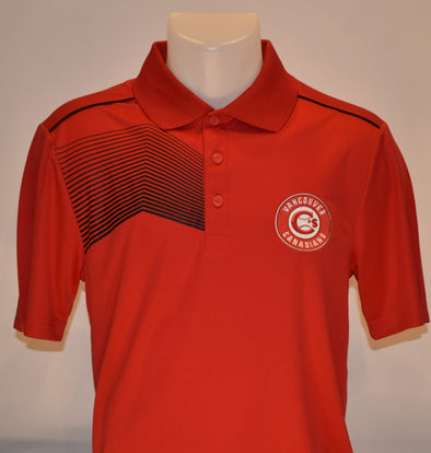 Vancouver Canadians Polo Red CBUK