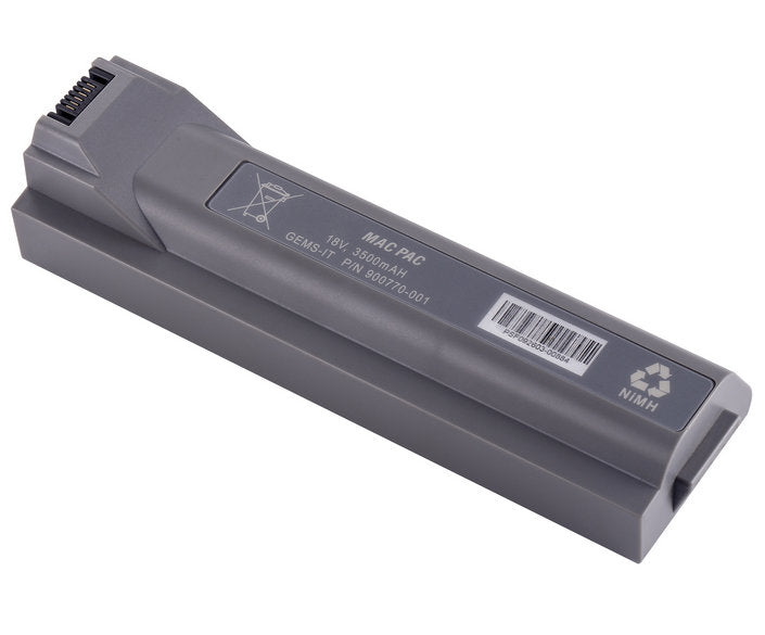 GE MAC 5000 ECG battery 18v 3.5Ah
