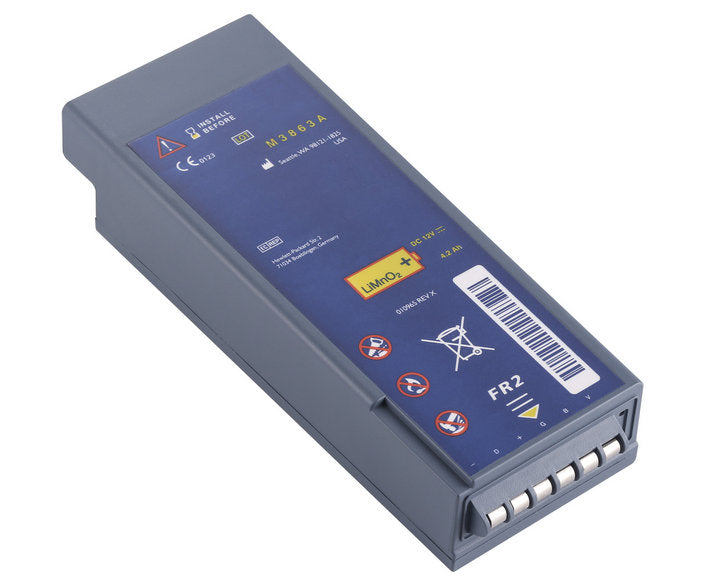 PHILIPS M3863A Defibrillator Battery