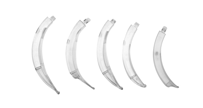 HugeMed Disposable Video Laryngoscope (VL3D)