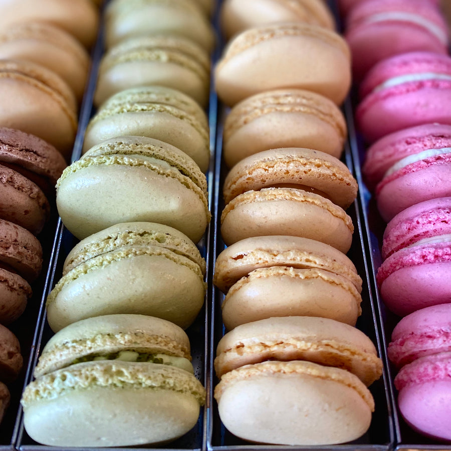 Macarons (Box of 12)