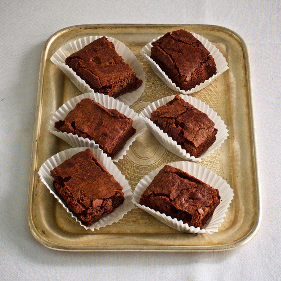 Mini Chocolate Brownies