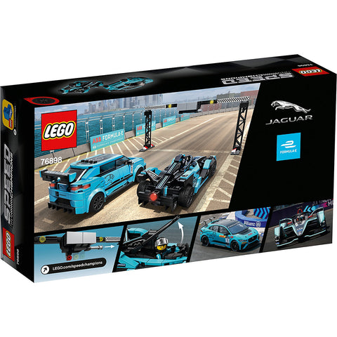 LEGO Speed Champions Jaguar Racing