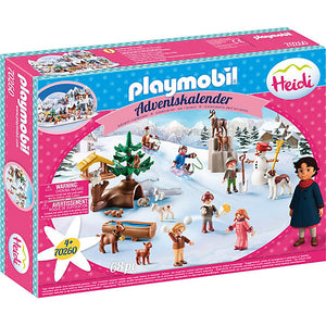 Playmobil Adventskalender - Heidi