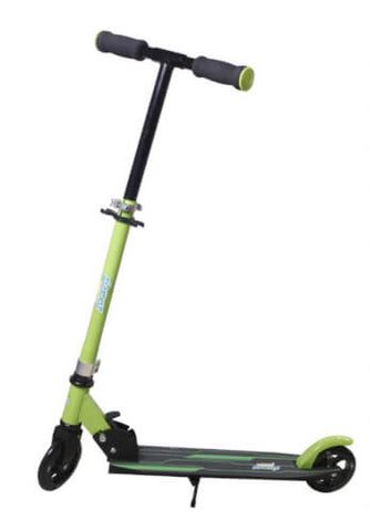 New Sports Scooter Grün/Schwarz