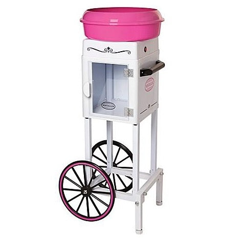 Nostalgia Cotton Candy Cart