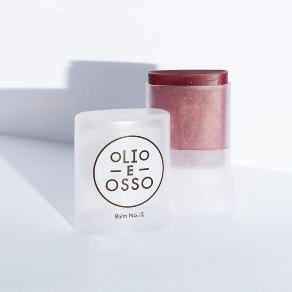 Olio E Osso - Lip and Cheek Balm - No. 12 Plum
