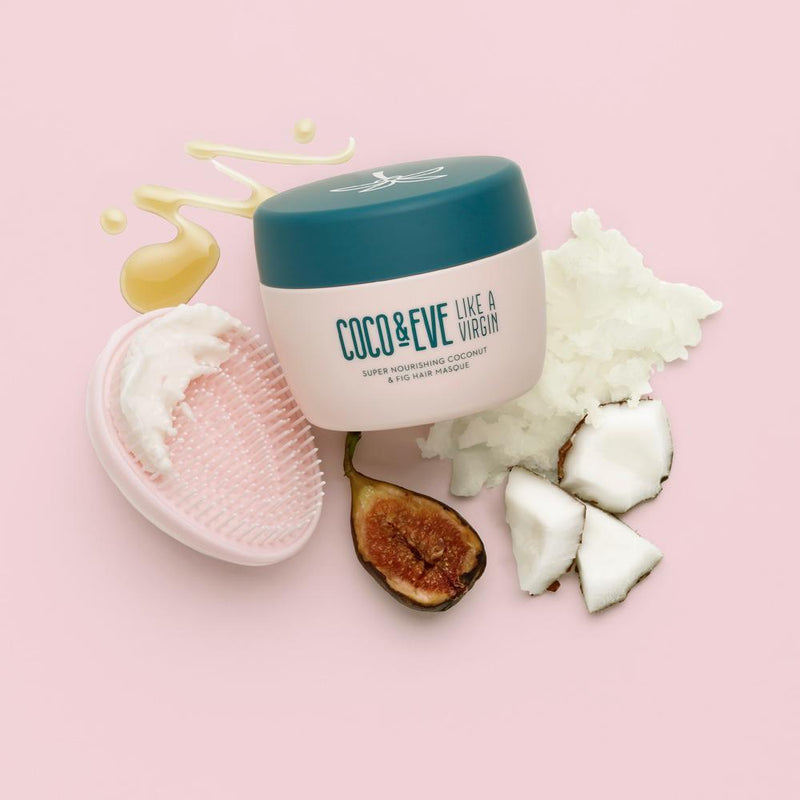 Coco & Eve - Super Nourishing Coconut & Fig Hair Masque (212Ml)