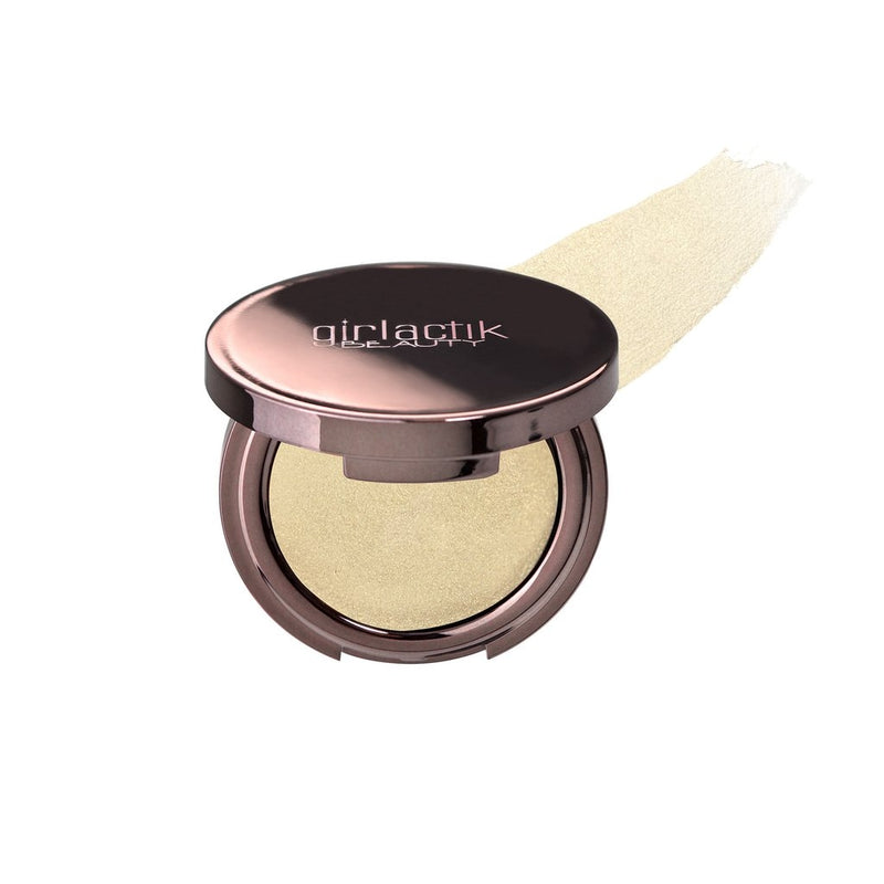 Girlactik Chic Shine Highlighter ( Diva Gold )