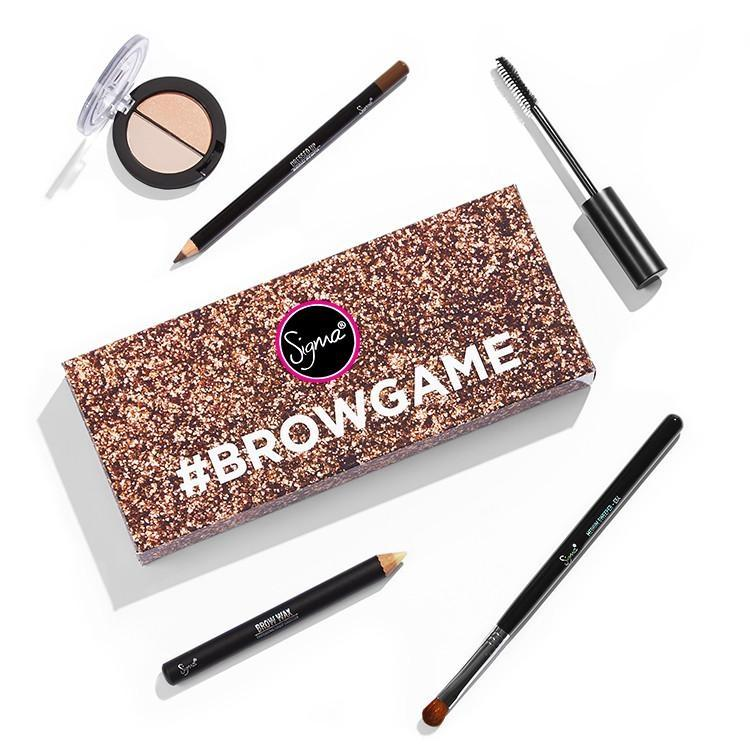 Sigma Beauty - #Browgame