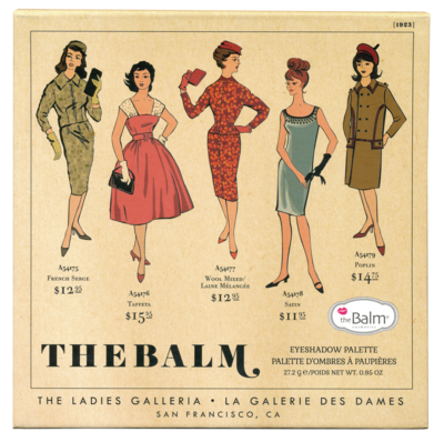 The Balm Design Your Palette - Ladies Galleria - 16 Slots