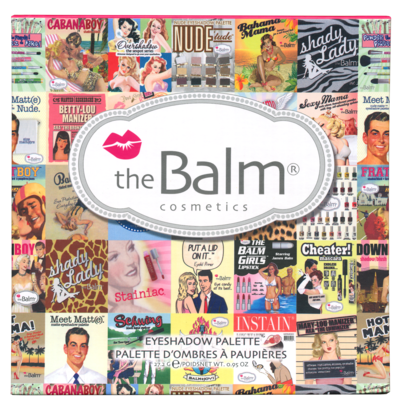 The Balm Design Your Palette - Collage - 16 Slots