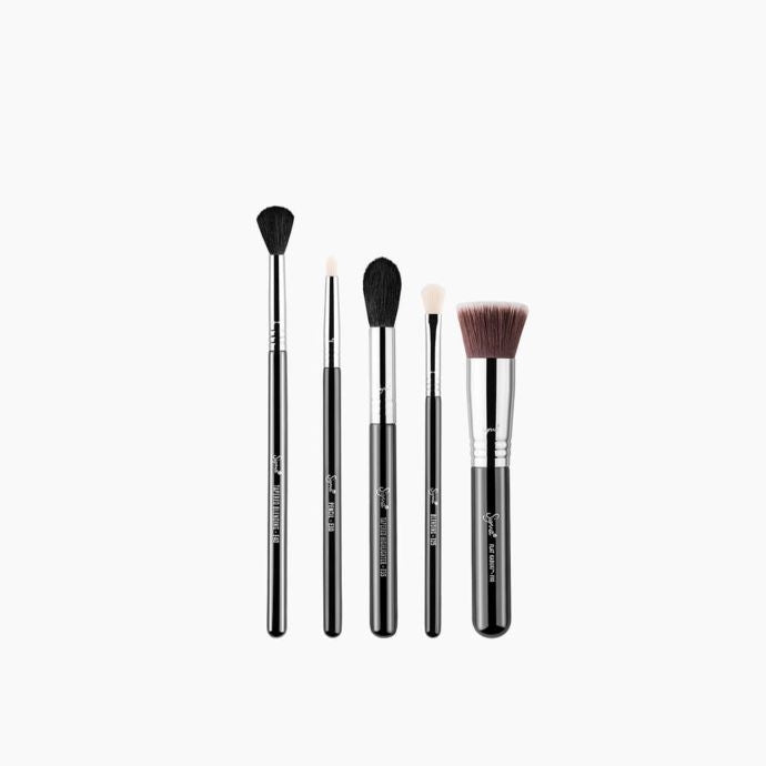Sigma Beauty Most-Wanted Brush Set