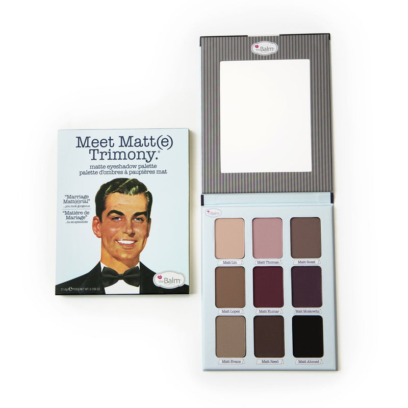 The Balm Meet Matte ( Trimony )