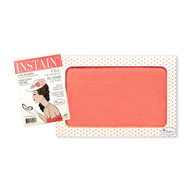 The Balm Blush Instain Long-Wearing Blush - Swiss Dot