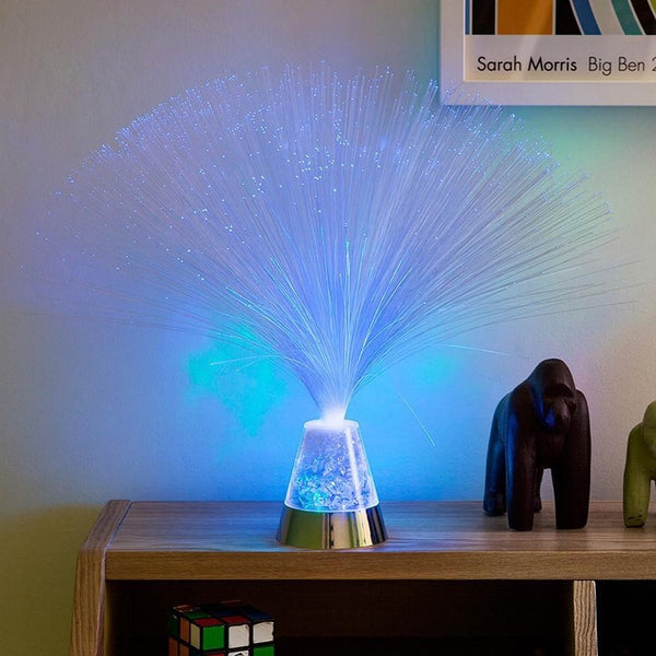 Orbit Fibre Optic Lamp