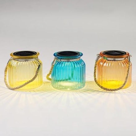 Padstow Solar Lantern Bundle (3 Color)