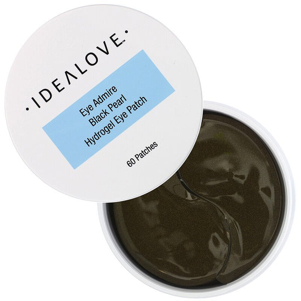 Idealove - Eye Admire Black Pearl Hydrogel Eye Patch, 60 Patches