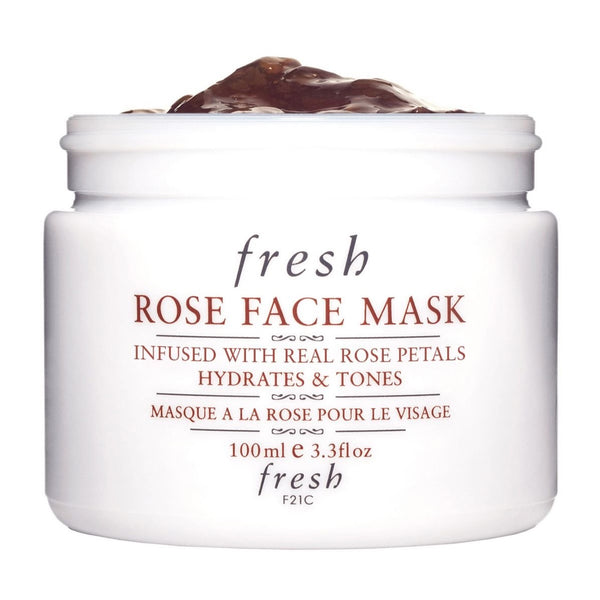 Fresh Rose Face Mask ( 100Ml )