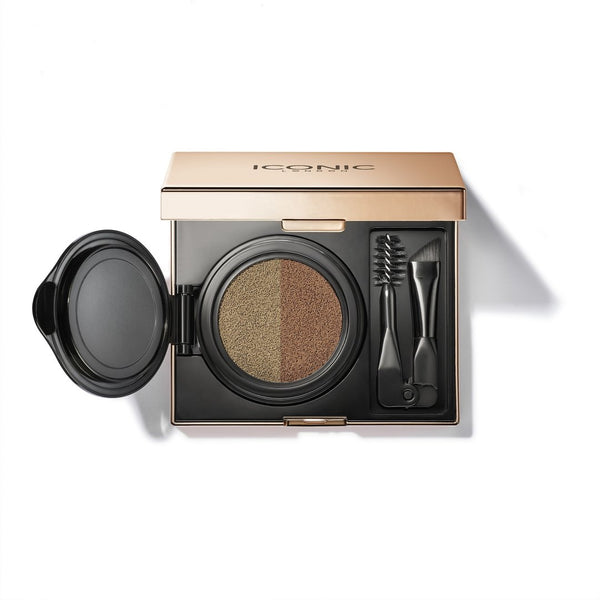 Iconic London - Sculpt & Boost Eyebrow Cushion - Fair