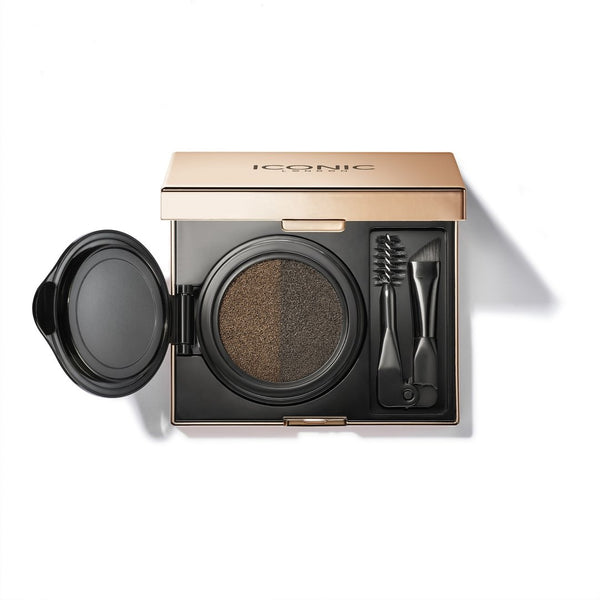 Iconic London - Sculpt & Boost Eyebrow Cushion - Medium