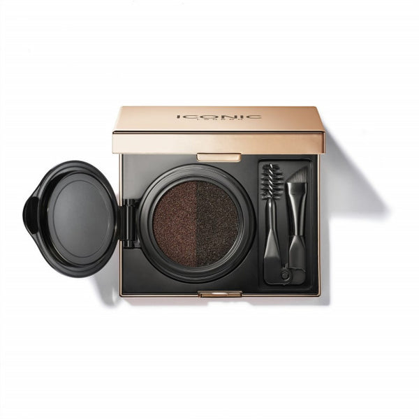 Iconic London - Sculpt & Boost Eyebrow Cushion - Deep
