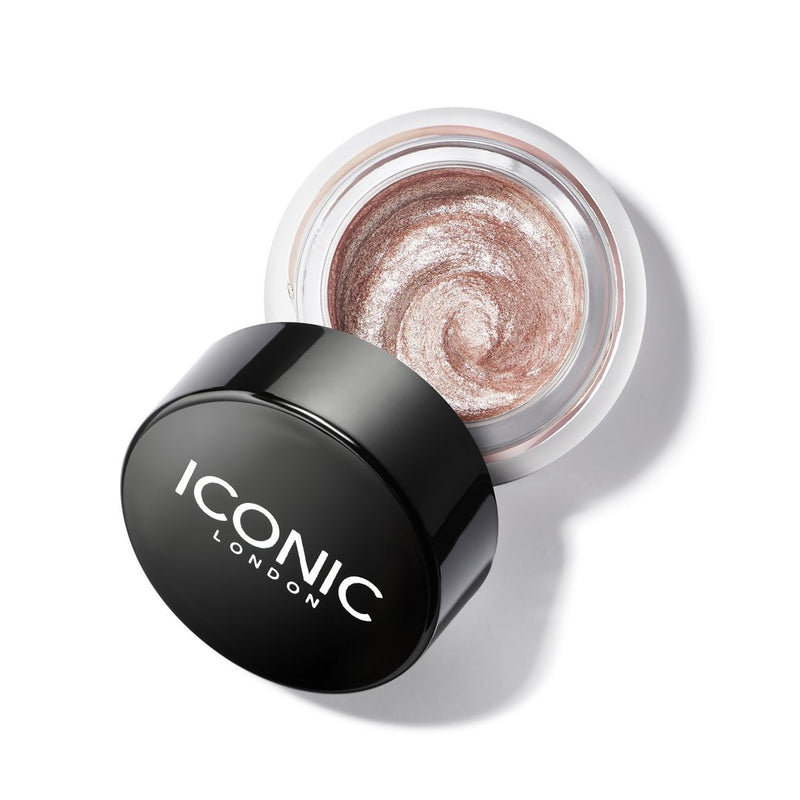 Iconic London - Chrome Flash Eye Pots - Spellbound
