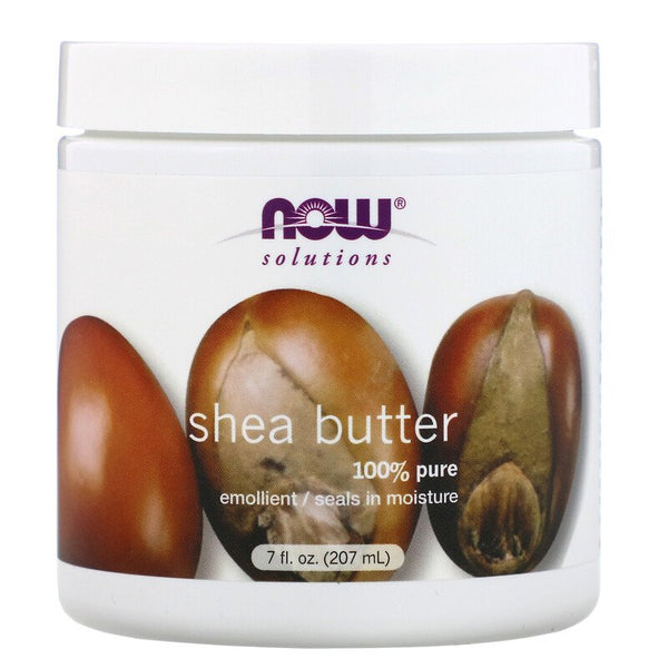 Now Foods - Shea Butter, 7 Fl Oz (207 Ml)