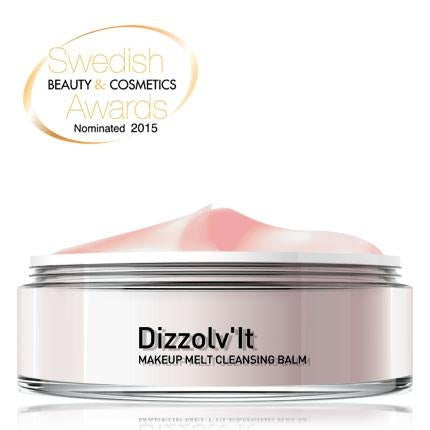 Cailyn Cosmetics Dizzolv'It Makeup Melt Cleansing Balm (100Oz)