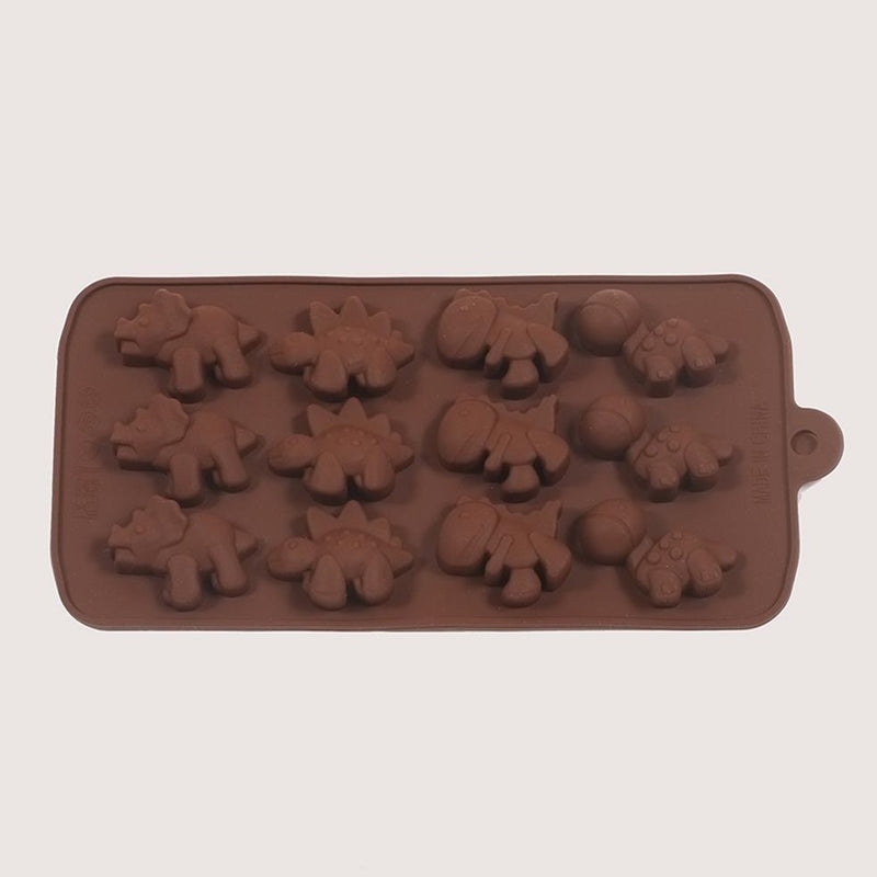 Silicone Dinosaur Mould Tray