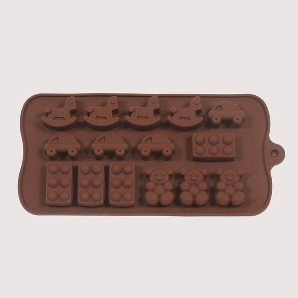 Silicone Babyborn Mould Tray