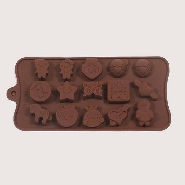 Silicone Prince & Princess Mould Tray