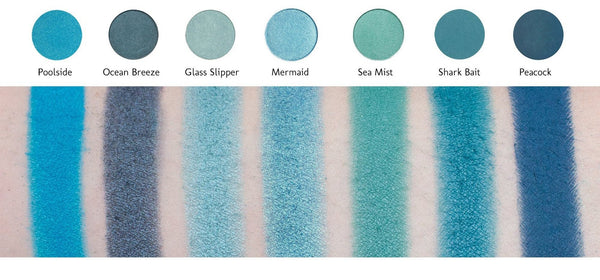 Makeup Geek Eyeshadow Pan ( Shark Bait )
